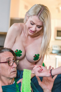 St Patrick Porn With Angel Youngs & Katie Monroe