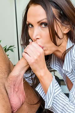 Nikki Daydreams and her blowjob skills