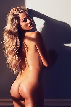 Moore nude megan Megan Moore