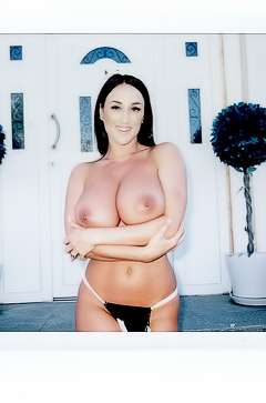 Sexy Big Bust Model Stacey Poole